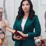 Николаева Виктория Михайловна