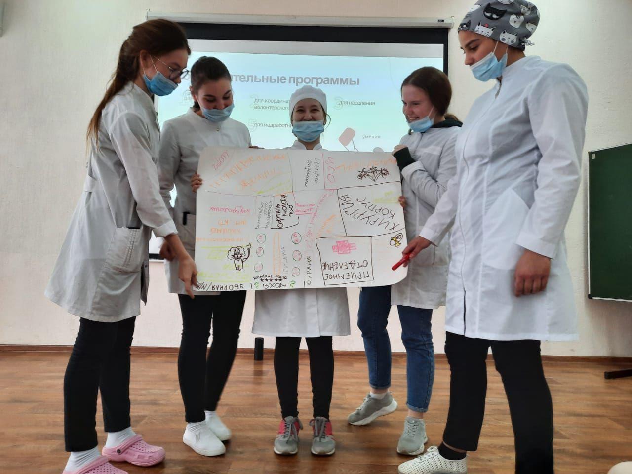 Школа Волонтеров-медиков